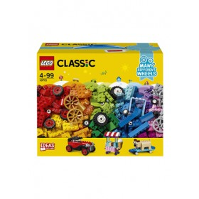 LEGO  CLASSIC BRICKS ON A ROLL CONSTRUCTION SET 10715  (422 PIECES)