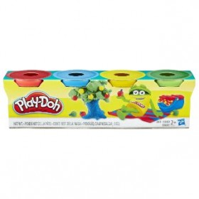 PLAYDOH MINI 4 PACK