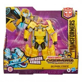 TRANSFORMER CYBERVERSE ULTRA BUMBLEBEE ACTION FIGURE