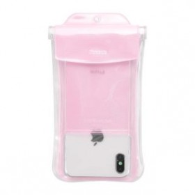 BASEUS ACFSD-C04 WATERPROOF CASE PINK