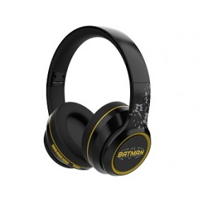 A&S BATMAN BLUETOOTH HEADPHONE BLACK