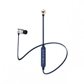A&S SUPERMAN BLUETOOTH EARPHONE BLUE