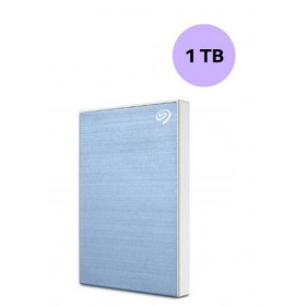 SEAGATE HARDISK 1TB BACKUP PLUS SLIM BLUE