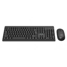 PHILIPS SPT6324 WIRELESS KEYBOARD & MOUSE COMBO
