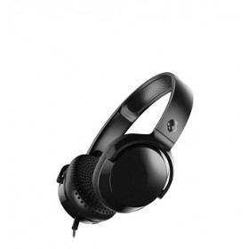 SKULLCANDY RIFF HEADPHONE TAPTECH BLK