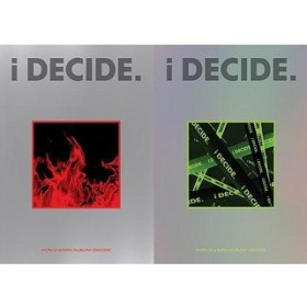 iKON 3RD MINI album: I DECIDE (Random Ver.)