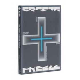 TXT -  2ND ALBUM:CHAOS CHAPTER-FREEZE (WORLD VER. – BLUE)