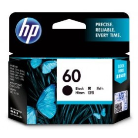 HP 60 BLACK CC640WA