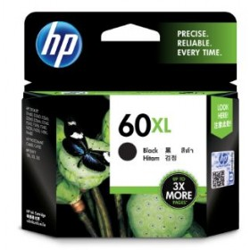 HP 60XL BLACK CC641WA