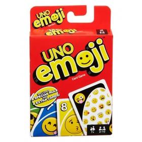 MATTEL UNO EMOJI CARD