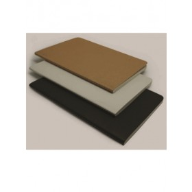 ECOMAZ Note Book A6 Ruled 6mm 30 sheets 80g (Random Colour)