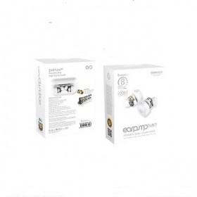 SONICGEAR EARPUMP TWS 7 HYPERBASS EARPHONE WHITE