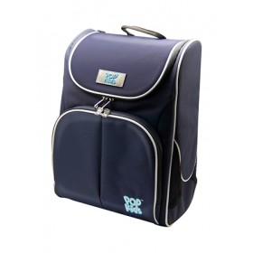 POP KIDS SCHOOL BAG - SCHOOLMATE NAVY