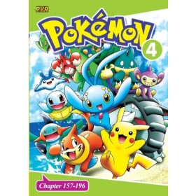 Pokemon 4 Vol.157-196