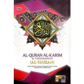 AL-QURAN TERJEMAHAN AL-FAUZAN SAIZ 2