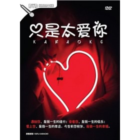 只是太爱你 (DVD)