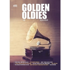 108 FLASHBACK GOLDEN OLDIES NON-STOP (2CD)