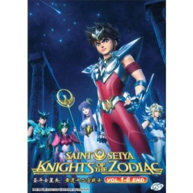 SAINT SEIYA:KNIGHTS OF THE ZODIAC (DVD)