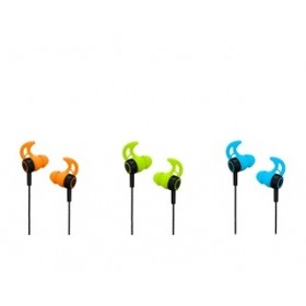 CLIPTEC BSE200 XTION-PACE SPORT EARPHONE GREEN