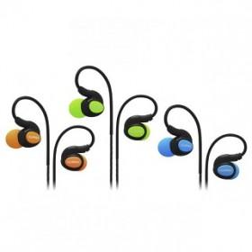 CLIPTEC BSE201 XTION-FIT SPORT EARPHONE GREEN