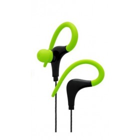 CLIPTEC BSE202 XTION MAX SPORT EARPHONE GREEN