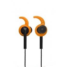CLIPTEC BSE203 XTION FLEX SPORT EARPHONE ORANGE