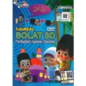 DVD - TUTOREAL SOLAT 3D