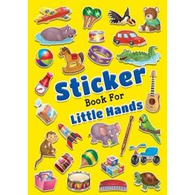 LITTLE HANDS STICKER BOOK 3