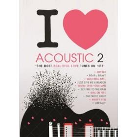I LOVE ACOUSTIC 2 (2CD)