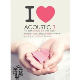 I LOVE ACOUSTIC 3 (2CD)