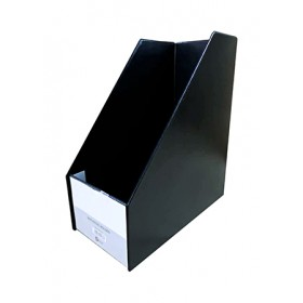 "POP BAZIC MAGAZINE HOLDER 5"" BLACK"
