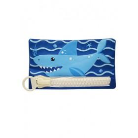 BIG ZIPPER BAG -SHARK SGP-15144-M