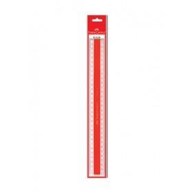 FABER-CASTELL PLASTIC RULER 30CM