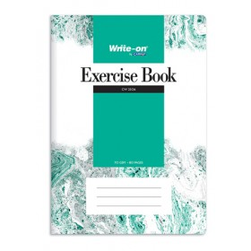 CAMPAP WRITE-ON EXERCISE BOOK A4 70GSM 80 SHEETS