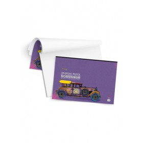 CAMPAP DRAWING BLOCK B3 200GSM 20 SHEETS