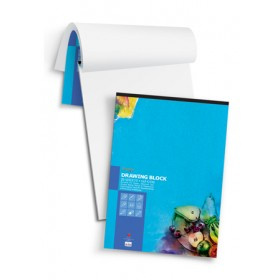 CAMPAP DRAWING BLOCK A2 165GSM 20 SHEETS