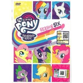 MY LITTLE PONY SEASON 6 (DVD)