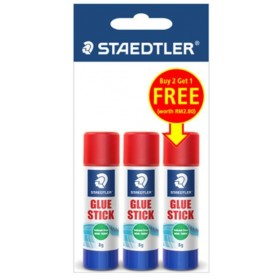 STAEDTLER GLUE STICK BUY 2 GET 1 FREE