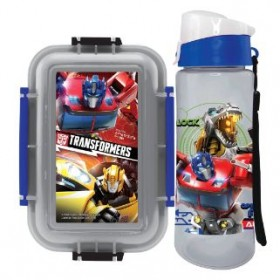 TRANSFORMER LUNCH BOX SET