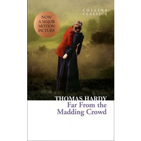 COLLINS CLASSICS FAR FROM MADDING CROWD