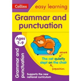 Easy Learning - Grammar and Punctuation Ages 7-9