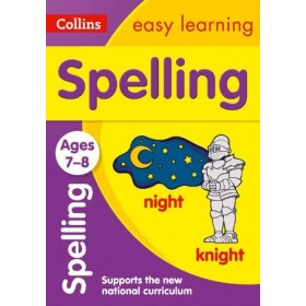 Easy Learning - Spelling Ages 7-8