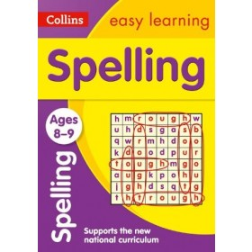 Easy Learning - Spelling Ages 8-9