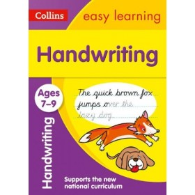 Easy Learning Handwriting Ages 7-9