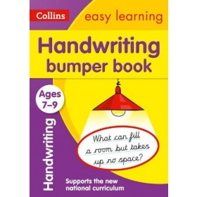 Easy Learning Handwriting Bumper Book Ages 7-9