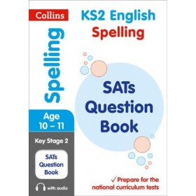 KS2 SATs Question Book - English Spelling