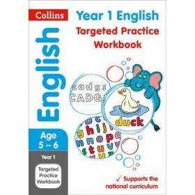 Year 1 Targeted Practice Workbook - English
