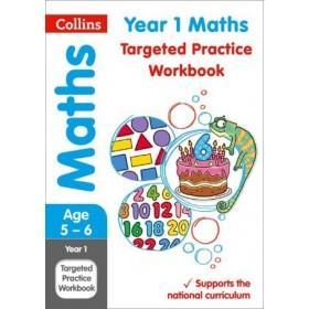 Year 1 Targeted Practice Workbook - Maths