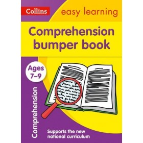 Easy Learning Comprehension Bumper Book Ages 7-9