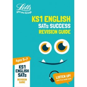 KS1 SATs Revision Guide -English Ages 5 - 7